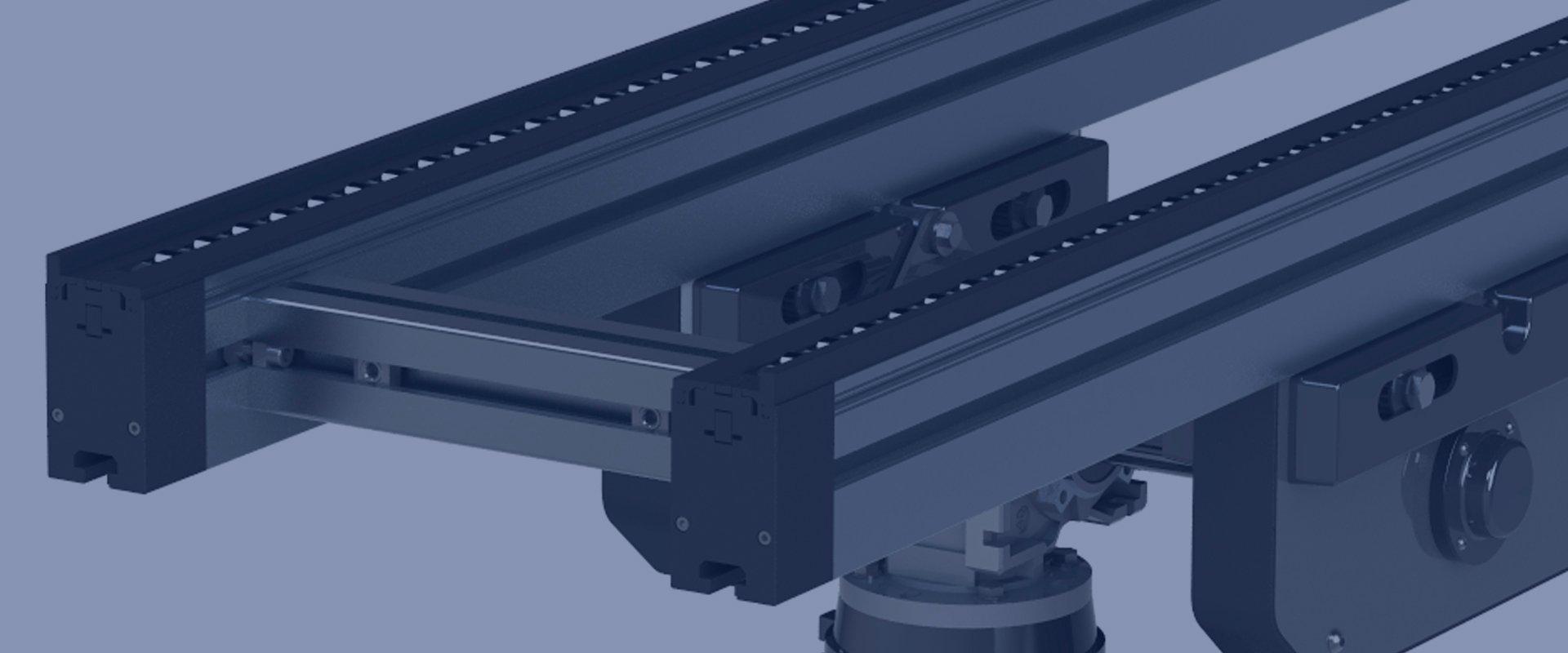 HD Roller Chain Footer BG 2