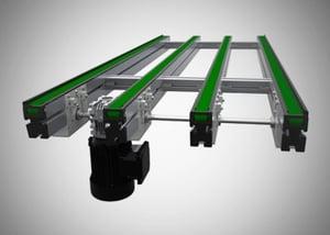 Multi-Strand Transport Conveyor-1