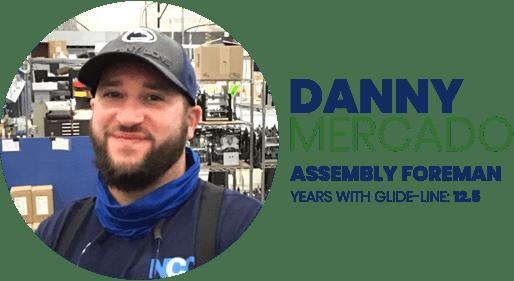 Danny - Customer Service Headshot