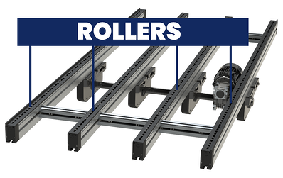 Glide-Line Rollers