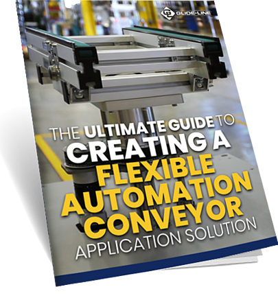 Cover - Ultimate Guide to Creating a Flexible Automation Conveyor Application Solution
