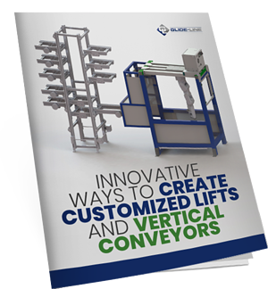 Innovative Ways to Create Customized Lifts and Vertical Conveyors - mock eBook