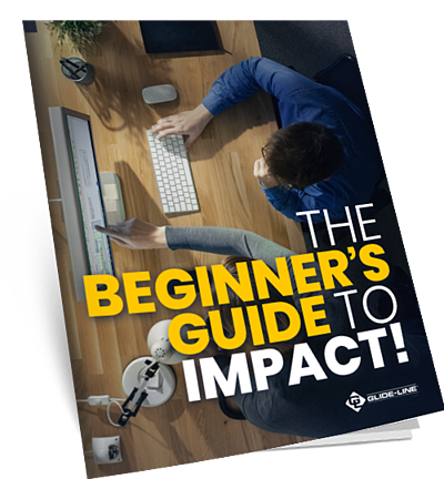 THE BEGINNER'S GUIDE TO IMPACT! - mock eBook
