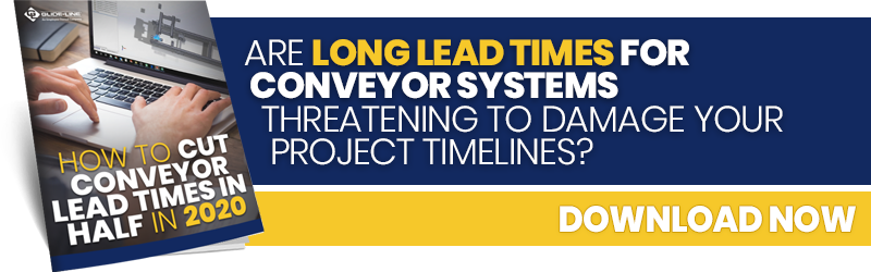Download: How to Cut Conveyor Lead Times in Half This Year