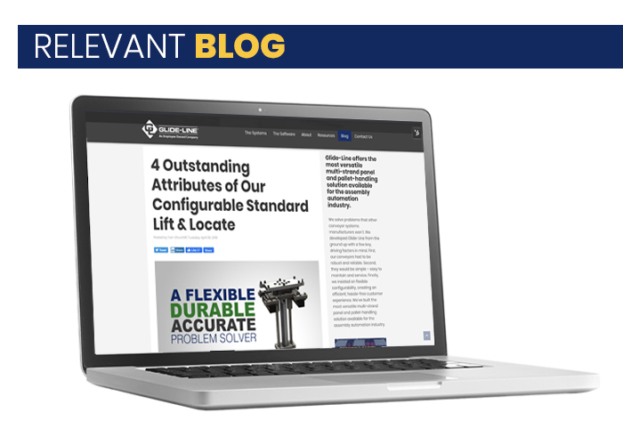 Blog - 4 Outstanding Attributes of Our Configurable Standard Lift & Locate - CSG