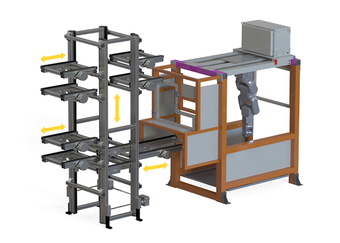 Machine Tending Solution - CSG