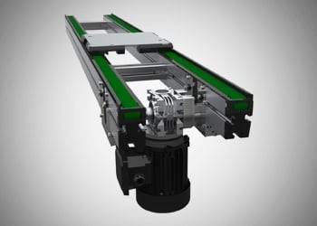 Multi Strand Pallet Transport Conveyor-1
