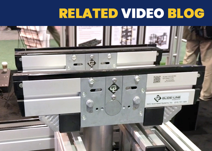How to Lift, Drop, & Rotate Conveyors to Save Space in Automation Systems - Twin