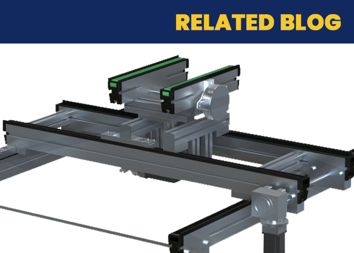 Redefining What Conveyors Can Accomplish Using the Glide-Line 360 - Twin