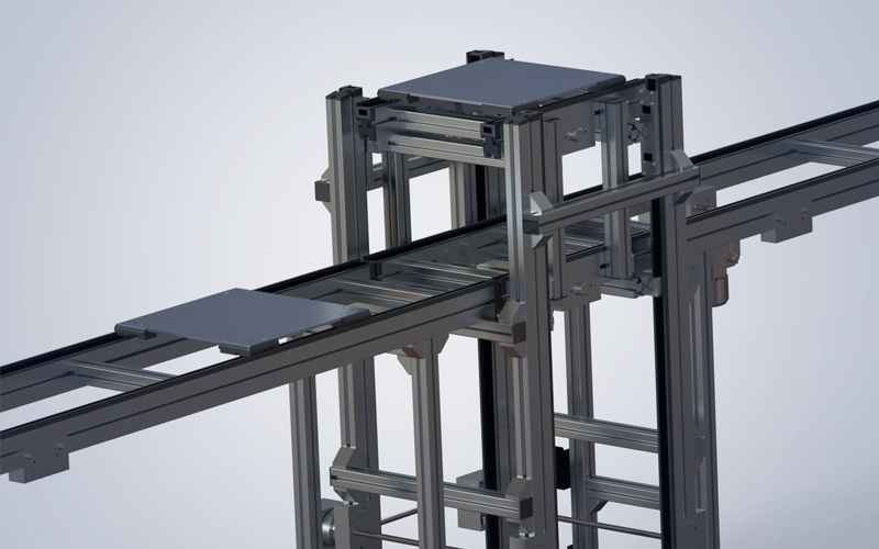 Elevate Your Conveyor Lift Application