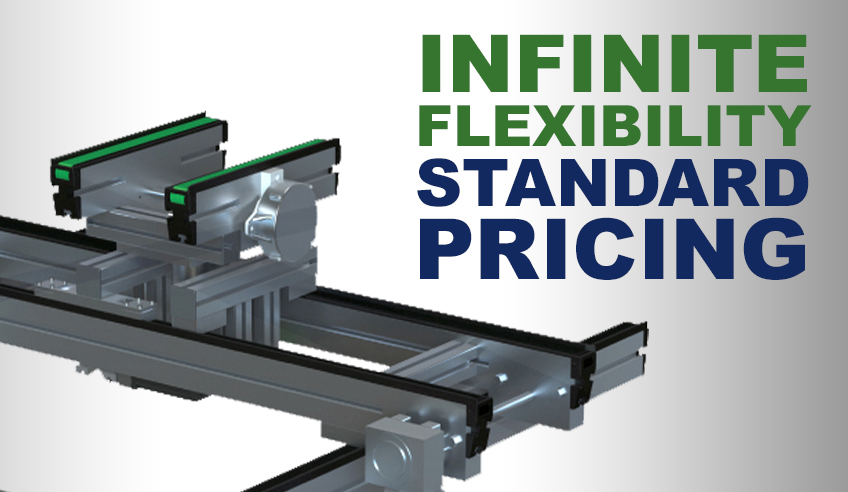 Infinite flexibility