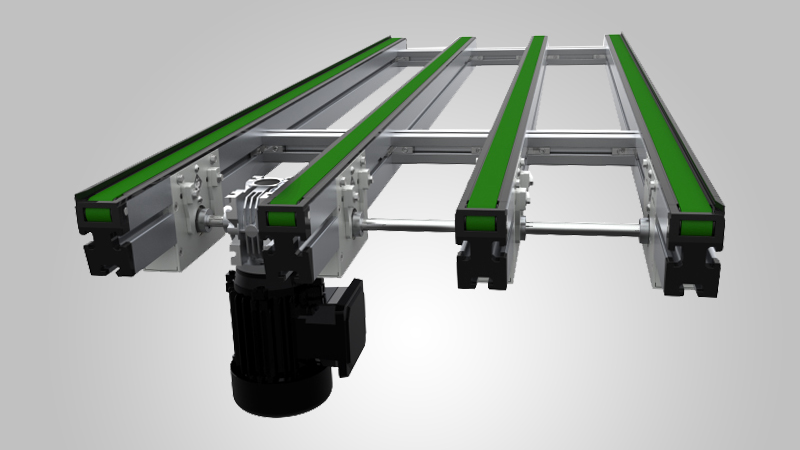 Multi-Strand Transport Conveyor blog